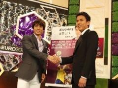 新旧代表キャプテンが互いを称賛…長谷部「ツネさんを尊敬」、宮本氏「うらやましい」