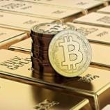 『【衝撃】ビットコインはこの先10年弱でゴールドの時価総額を追い越す可能性が高いことが判明する!!』の画像
