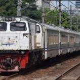 『【臨時列車撮影記】Argo Dwipanga Tambahan』の画像