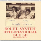 『Various (King Tubby & Clancy Eceles All Stars)「Sound System International Dub LP」』の画像