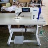 『【名古屋のお客様にJUKI製DDL-9000CFMSNB(次世代本縫い自動糸切りソーイングシステム)をお買い上げいただきました】このミシンはハイグレードのミシンです!』の画像