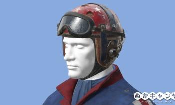 アメリカのタンクヘルメット