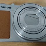 『新しいデジタルコンパクトカメラ📷~Canon Canon コンパクトデジタルカメラ PowerShot G9 X Mark II シルバー』の画像