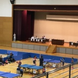 『第22回宮城県ホープス団体卓球選手権大会 結果 【 仙台ジュニア 】』の画像