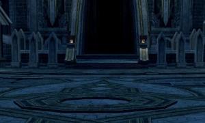 騎士団墓地に号泣するアサシンクリードが…