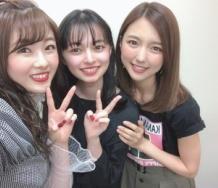 『あの大女優真野恵里菜がハロプロメンバーのバースデーイベントに出演するために緊急来日』の画像