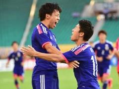 【動画】日本代表×北朝鮮、前半終了!前半3分に武藤の代表初ゴールで1-0!