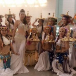 『『シークレットガーデン』について楽しみなこと【5】華やかなベリーダンス☆レボリューションの世界へ!』の画像