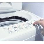出社前←「早朝から洗濯機回すな!」帰宅後←「夜遅くに洗濯機回すな!」