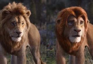 【悲報】日本人が求めていたライオンキングvs実際にハリウッドが作ってきたやつwww どうしてこうなった