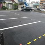 『愛知県岩倉市 駐車場工事(月極駐車場経営による土地活用のお手伝い)』の画像