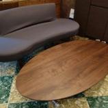『エスティックよりブラックウォールナット材無垢の昇降テーブルが入荷・COZT-LF-D160WN』の画像
