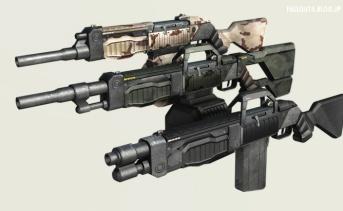 IF-88 Tactical Shotgun REDUX
