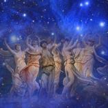 『火星とプレアデス星団、3月末に最接近』の画像