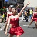 2015年横浜開港記念みなと祭国際仮装行列第63回ザよこはまパレード その41(ザ ヨコハマ スカウツ D&B.C & ヨコハマ リトル メジャレッツ)