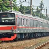『205系埼京線ハエ25編成全検出場&運用復帰』の画像