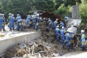 【西日本豪雨】小型犬が「奇跡の生還」 がれきの中に1週間 大阪府警の部隊が救出
