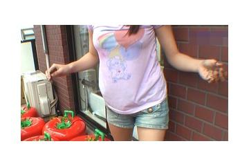原幹恵のTシャツでポチったエロ乳首