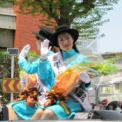 2010年 横浜開港記念みなと祭 国際仮装行列 第58回 ザ よこはま パレード その7(ポートクイーン新潟編)