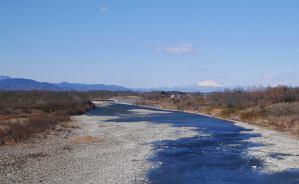 荒川の河口を目指して歩く旅
