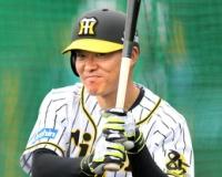 【阪神】福留(42)「今年の目標は全試合出場して打率.340」