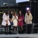東京大学第64回駒場祭2013 その26(ミス&ミスター東大コンテスト2013の16(ミス候補の5人)
