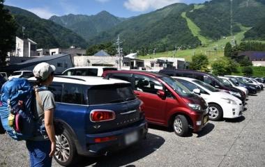 『日本百名山 五竜岳へ☆その1 遠見尾根へ』の画像