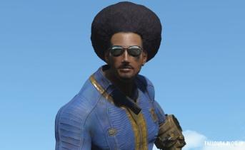 Fallout4 イマーシブ・アフロMOD