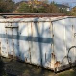 『放置貨車 レム5000形レム6055』の画像