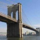 『ブルックリンブリッジを散歩』の画像