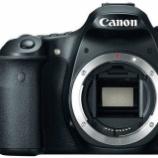 『Canon エントリフルサイズ EOS 6Dはフォトキナ発表か?』の画像