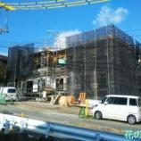 『花の季苑 20床増築工事中です』の画像