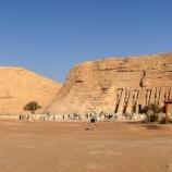 『行った気になる世界遺産 アブ・シンベルからフィラエまでのヌビア遺跡群 アブ・シンベル神殿』の画像