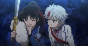 【半妖の夜叉姫】第20話 感想 お姉ちゃんはまだまだ子ども?
