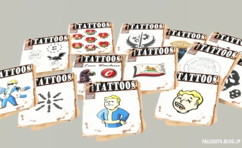 RoboAsimov's Lore-friendly Tattoo-a-palooza