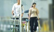 【悲報】AKB元総監督 横山由依(26)、共演の俳優・大東駿介(33)と「コンビニデート」