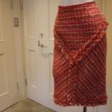 『KEITA MARUYAMA(ケイタマルヤマ)ファンシーツイードスカート』の画像