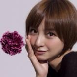 『【画像あり!】篠田麻里子さんが劣化の一方、「髪型が酷い」「老けた」「太った」「激太り」と話題に・・・』の画像