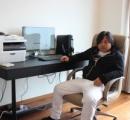 与沢翼氏、家賃200万の部屋で毎日16時間株式投資 【写真】