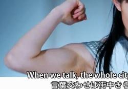 つばきファクトリーの小野田紗栞ちゃんの腕の筋肉が可愛いと話題!