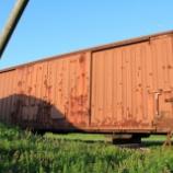 『放置貨車 ワム80000形ワム186011』の画像