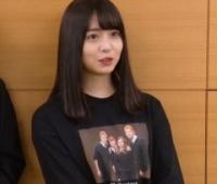 【欅坂46】ねるはなんでこのTシャツなのwwwww