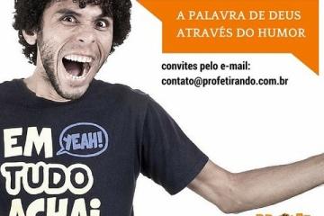 【ブラジル・キリスト教】神様っておもろいねん!? 聖書をネタに笑いを作ってFBフォロアー6万4000人