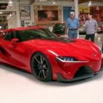 【画像】トヨタ「スープラ」が2016年に復活か?