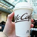 マクドナルド店員「コーヒーにミルクやガムシロップおつけしますか?」俺「…あのさあ、俺社会人なの見たらわかるよね?」