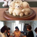 『外部講師レポ umiさんのちぎりパン教室』の画像