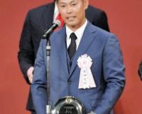 【阪神】原口 セリーグ特別賞!病院関係者らへ感謝