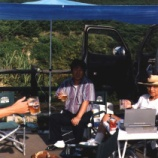 『1998年 9月 5~ 7日 夕日海岸移動・HF 50 144 430MHz:深浦町・ウェスパ椿山』の画像