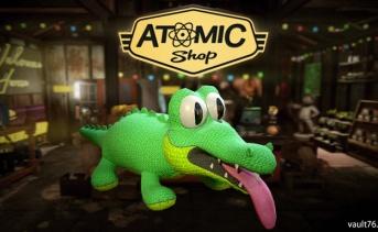 【アトミックショップ】新商品の追加と一部のアイテムの販売終了セールを実施