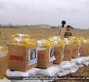 「イスラム国」が国連の援助物資を強奪→自分たちからの援助として住民に配る
